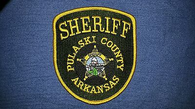 Pulaski Co. Sheriff Patch