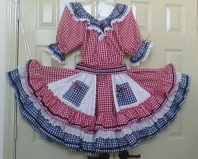 Suzi's Ruffles: Patriotic Summer Country: For Order