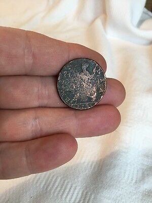 Great Britain George Ii 1735 Half Penny.