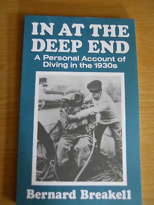 Hard Hat Diving Helmet book Rare Biography 1930s recollections Deep sea
