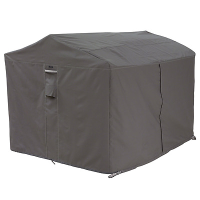 Classic Accessories 55-170-015101-EC Ravenna Canopy Swing Cover, Taupe