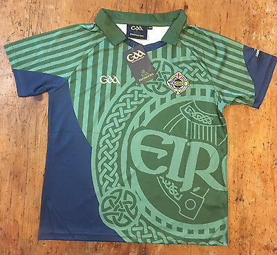 GAA Exclusive Souvenir Boys Shirt, Irish Memories, Age 11-12, NWT