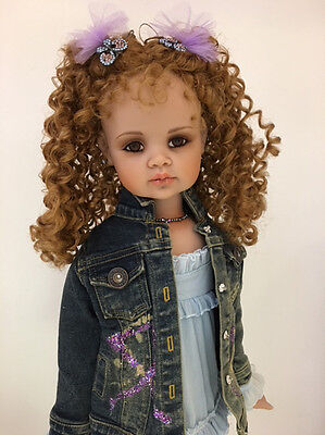 NEW In Box Limited Edition of Only 494 JAN MCLEAN Artist Doll MAURA 28""