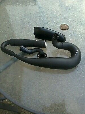 1/5th Scale RC Touring Car Tuned Exhaust  and Air Box