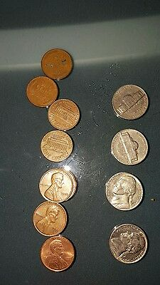 US coin set