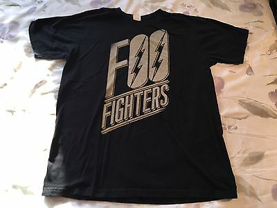 Foo Fighters 2012 Tour Shirt Men's L