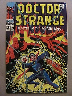 Doctor Strange #171 Marvel Comics 1968 Series 1st Solo Series