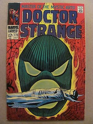 Doctor Strange #173 Marvel Comics 1968 Series 1st Solo Series