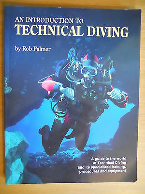 Technical Diving Nitrox Rebreathers trimix Scuba PB Rare Rob Palmer