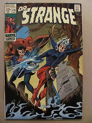 Doctor Strange #176 Marvel Comics 1968 Series 1st Solo Series