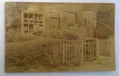Rare Weston Underwood Post office (Lost Red & White Cow!) 1906