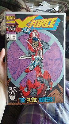 X-Force #2 *2nd Deapool*  1st Print!  NM