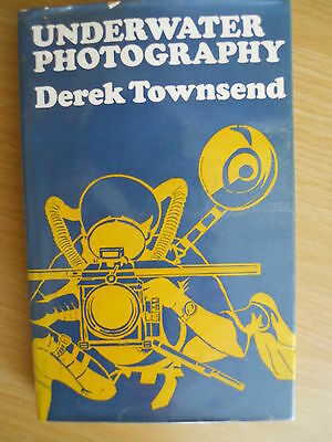 Underwater Photography Scuba diving Book SLR Video