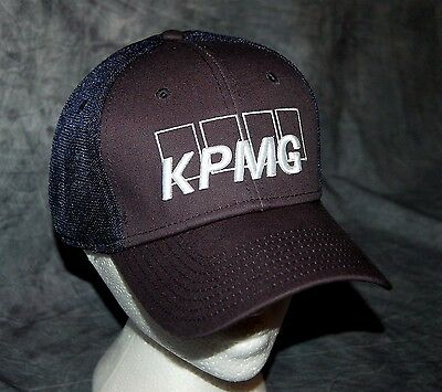 NEW Callaway Tour Authentic KPMG Phil Mickelson Navy Blue Fitted L/XL GOLF Hat