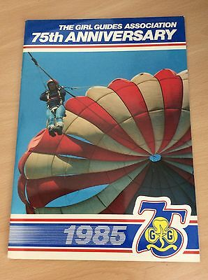 The Girl Guide Association 75th Anniversary Book