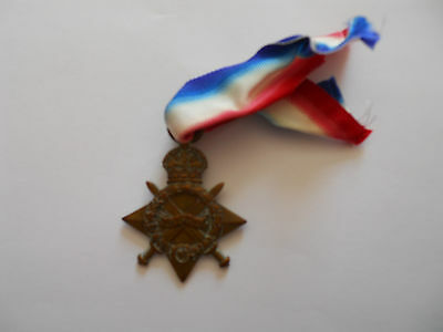 Ww1 Medal 1914-15 Star Full Size Original,=====