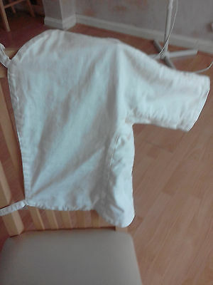 fencing plastron - right handed - size S - very good condition