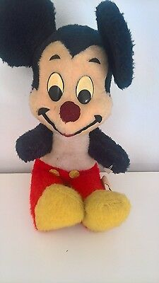 Vintage Mickey Mouse Toy From Disney Land California