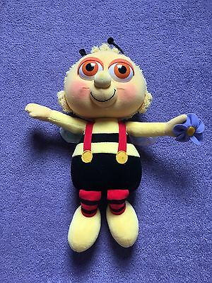 Fifi & The Flowertots Talking Bumble Soft Toy