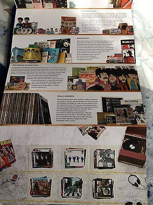 The Beatles Royal Mail 2007 Stamp Collection. Mint.