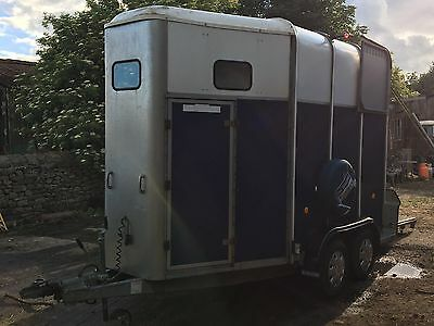 Ifor Williams Horse Trailer 510
