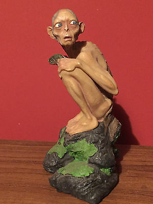 Lord of the rings Smeagol/Gollum figure