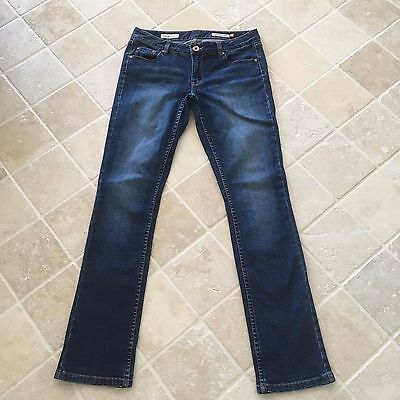 Jag Jeans Womens Blue, Mid Rise, Reg Fit, Straight Leg, Size 10, Good Condition