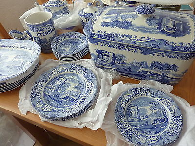 SPODE CROCKERY (large quantity) SHEFFIELD