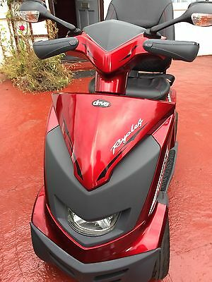 Drive Royale 4 Mobility Scooter/disability 4/8Mph Immaculate Condition One Owner