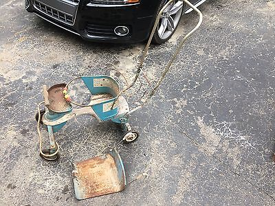 taylor tot stroller basket Bottom Foot Walker Buggy Part Original Baby