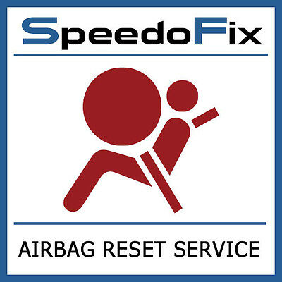 FORD Escape 2012 AIRBAG MODULE RESET SERVICE SRS RESTRAINT CONTROL REPAIR