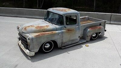 1956 Dodge Other Pickups job rated 1956 dodge pickup job rated rat rod patina shop truck