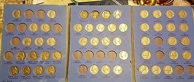 Buffalo and Jefferson Nickels Mixed lot 58 pieces