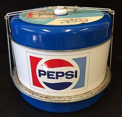 Pepsi Triple Decker Carrier 1960's 1970's New Old Stock Unused