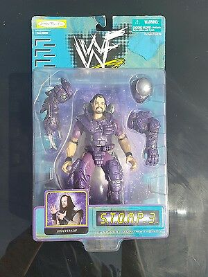 Wwe Wwf Stomp Series 3 The Undertaker New Space