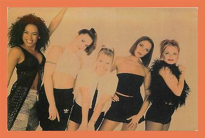 a513 / 307 SPICE GIRL Type flyer