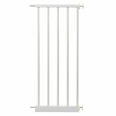 White Perma Child Safety 30cm Extension (743) use with gate 740