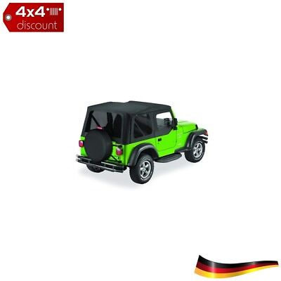 Replace-a-Top Fabric-only Soft Top TJ Wrangler Jeep Wrangler TJ 2003/2006