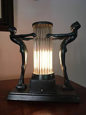 Rare Original Hard to Find - L246 Frankart Lamp ArtDeco