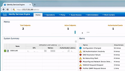 Cisco ISE Security Lab for CCNP & CCIE  - Installation Images