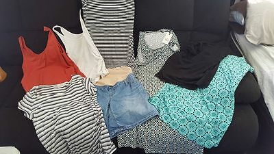 Jeans West Maternity Clothing Sizes S, M & 10. Great Condition