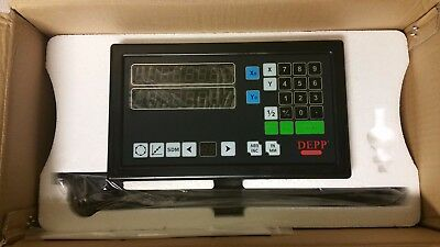 Depp 3000-2  2 axis display to replace your Newall Display (newall dro)