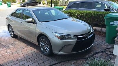 2017 Toyota Camry  toyota canrry SE