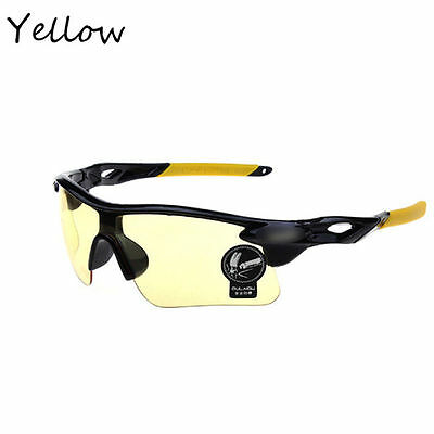 Men's New Sunglasses Driving Cycling Glasses~Outdoor Sports Eyewear Glasses