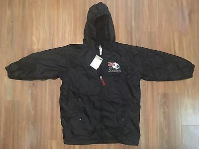 Pumpkin Patch Boys Size 11 Soccer Winter Jacket - New With Tags!