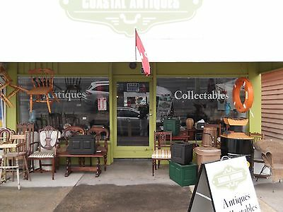 antiques and collectables business