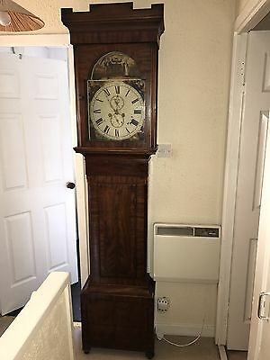 Grandfather Clock Built 1852