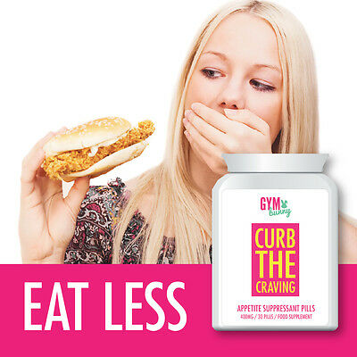 Gym Bunny Curb The Craving Appetite Suppressant Pill – Extreme Weight Loss