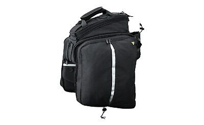 Topeak Bicycle Trunk Bag DXP with Rigid Molded Panels - Strap Mount 22.6L  NEW B