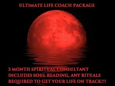 Spiritual Guidance Life On Track Ultimate Pack Reading Ritual Consultant 3 Month